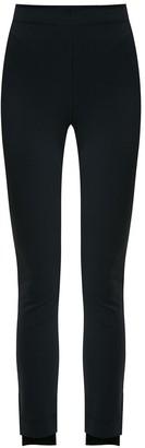Gloria Coelho Panelled Skinny Trousers
