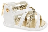 MICHAEL Michael Kors Infant Girl's Amy Crib Shoe