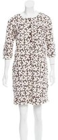 Diane von Furstenberg Silk Bosana Dress