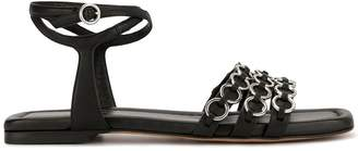 3.1 Phillip Lim chain embellished sandals