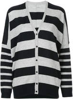 Marc Cain striped cardigan