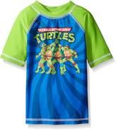 Nickelodeon Boys' TMNT Rashguard