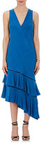 Prabal Gurung Women's Asymmetric Tiered Dress