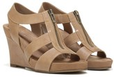 Aerosoles Women's Plush Start Wedge Sandal