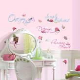 RoomMates Disney Princess Quotes Peel & Stick Wall Stickers