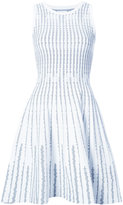 Milly flared dress