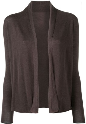 Sottomettimi open front cardigan