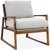 One Kings Lane Markus Accent Chair - Mist Crypton
