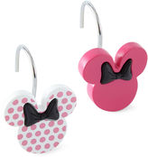 Disney Minnie Mouse Shower Curtain Hooks