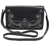 Charlotte Russe Western Studded Crossbody Bag