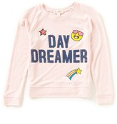 Jessica Simpson Big Girls 7-16 Lindsay Long-Sleeve Sweatshirt
