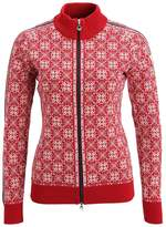 Dale of Norway FRIDA Jumper raspberry/off white/navy/metal