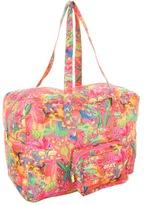 Oilily Animal Tope Handbag (Pink) - Bags and Luggage