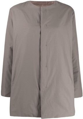 Plantation reversible padded jacket