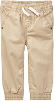 Joe Fresh Woven Jogger (Baby Boys)