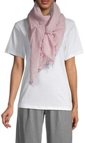 Thumbnail for your product : Eileen Fisher Lightweight Wool Scarf