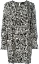 Nili Lotan leopard print dress