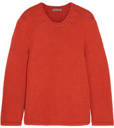 Bottega Veneta Cashmere Sweater - Orange