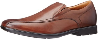 Clarks Mens Gosworth Step Slipper Brown Size: 7
