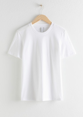 And other stories Cotton T-Shirt