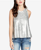 Rachel Roy Sequined Top, Created for Macy's