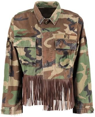 R 13 Abu Camouflage Jacket