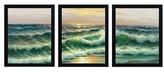 "Evans Trademark Global David 'Apostles from the Beach' Multi Frame Art Set (22"")"