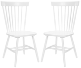 Safavieh Pair of Parker Side Chairs