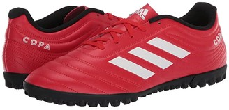 adidas Copa 20.4 TF (Active Red/Footwear White/Core Black) Men's Soccer Shoes