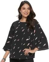 Women\'s Kimono Sleeve Top