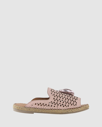Bueno Women's Nude Espadrilles - Kite - Size One Size, 38 at The Iconic
