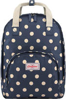Cath Kidston Button Spot Multi Pocket Backpack