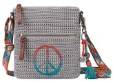 The Sak Women's Pax Crochet Mini Swing Pack Bag