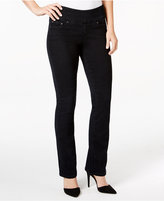 Jag Paley Pull-On Bootcut Jeans