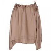 Ann Demeulemeester Grey Skirt for Women
