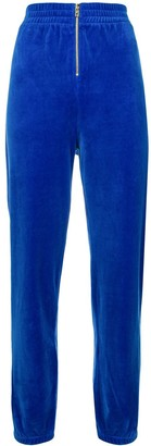 Juicy Couture Velvet Track Pants