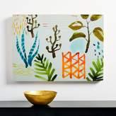 west elm Maker's Studio Scandi Garden Wall Art