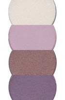 Youngblood Pressed Mineral Eyeshadow Quad 4g - Purple Majesty