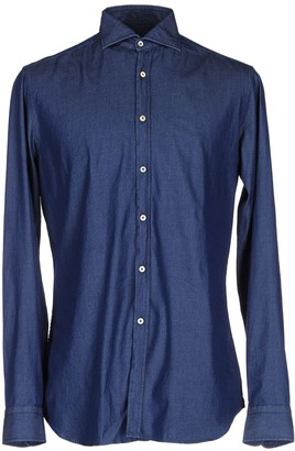 Alessandro Gherardi Denim shirts