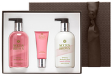 Molton Brown Delicious Rhubarb & Rose Hand Care Gift Set