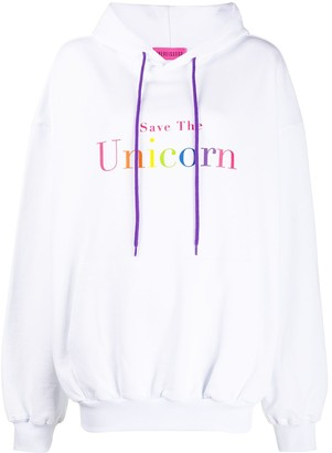 Ireneisgood Save The Unicorn hoodie