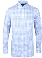 Paul & Shark Sky Blue Easy Care Long Sleeve Shirt