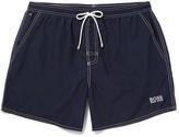 HUGO BOSS Lobster Mid-Length Swim Shorts