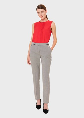 Hobbs Petite Sienna Trouser With Stretch