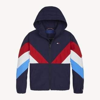 Tommy Hilfiger Striped Sports Jacket