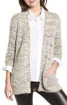 Cotton Emporium Marled Cardigan