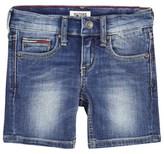 Tommy Hilfiger Mid Wash Clyde Denim Shorts