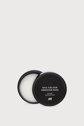 H&M Nail polish remover pads