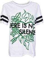 Each X Other There Is No Silence T-shirt