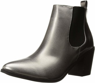 Madden-Girl Women's BARBIEE Ankle Boot